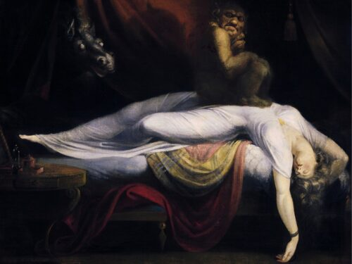 Sarah Burns's 'Painting the Dark Side': Art and the Gothic