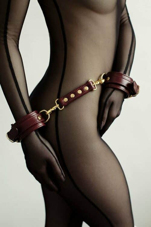 Submission Bondage Handcuffs