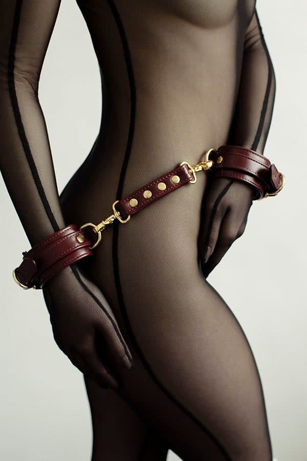 Submission Bondage Handcuffs