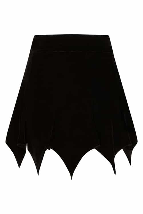 freya mini skirt detail