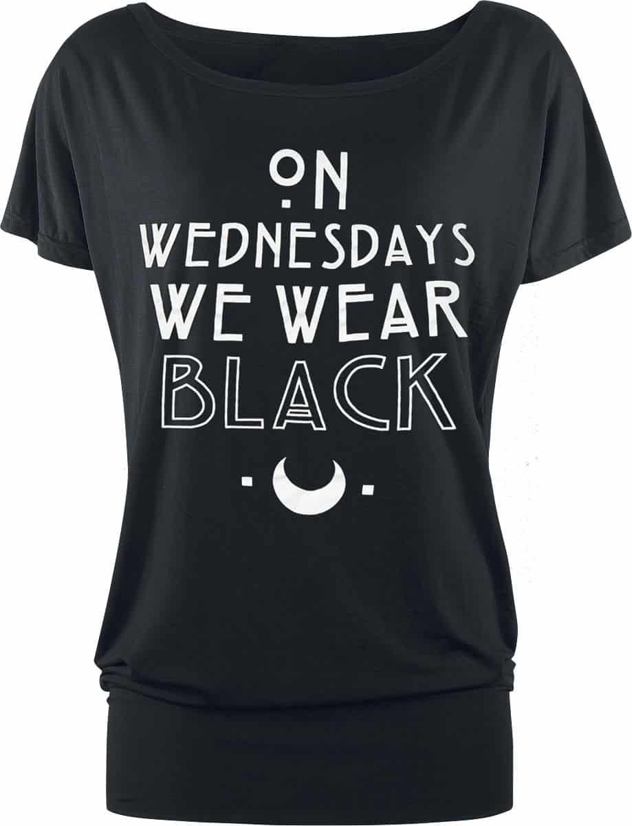 American Horror Story Wednesdays Shirt