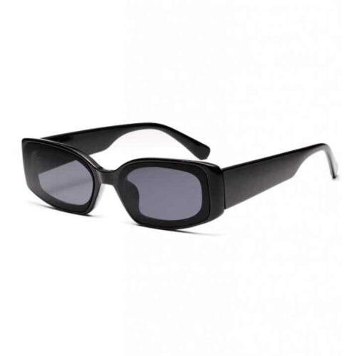 Black See-Through Sunglasses