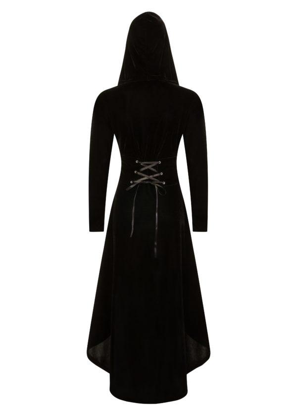 Evil Lilith Velvet Cardigan