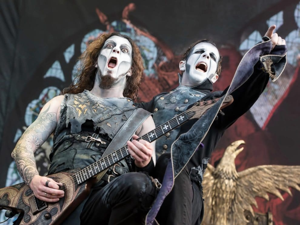 An Examination of Gender and Monstrosity in Extreme Metal