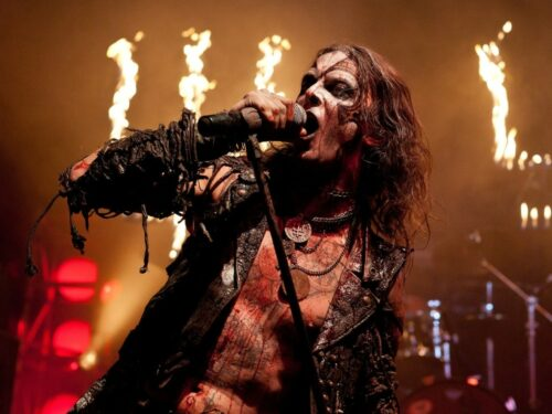 Following the Evil Rotted Odours and Filth of Swedish Watain