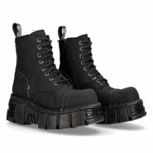 Metallic M-Mili083C-RC7 Boots
