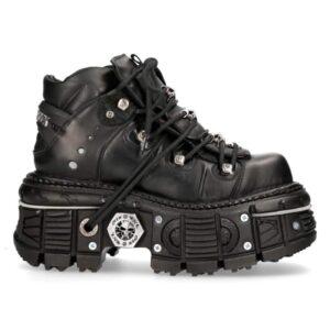 Metallic M-Tank106-C3 Boots