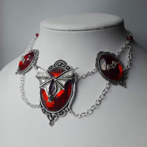 Mina Nocturne Pendant Necklace
