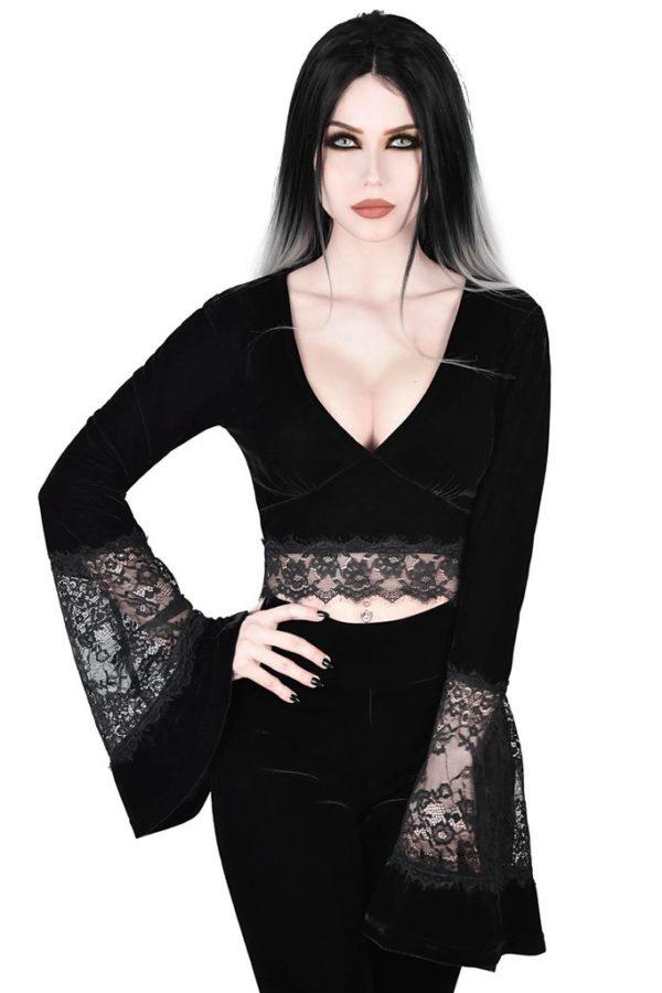 Naomi Long Sleeve Top