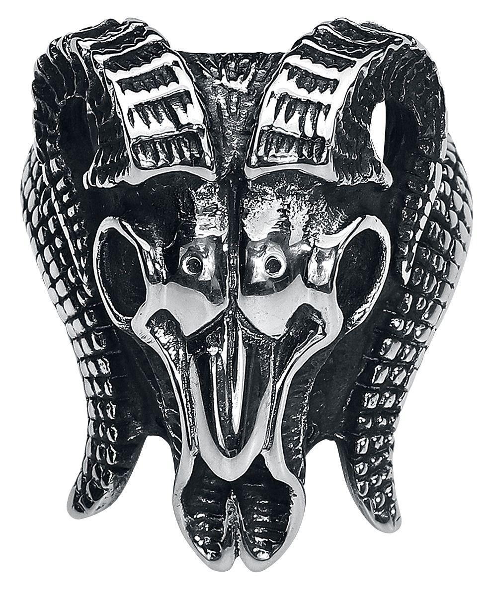 Ram's Skull Ring