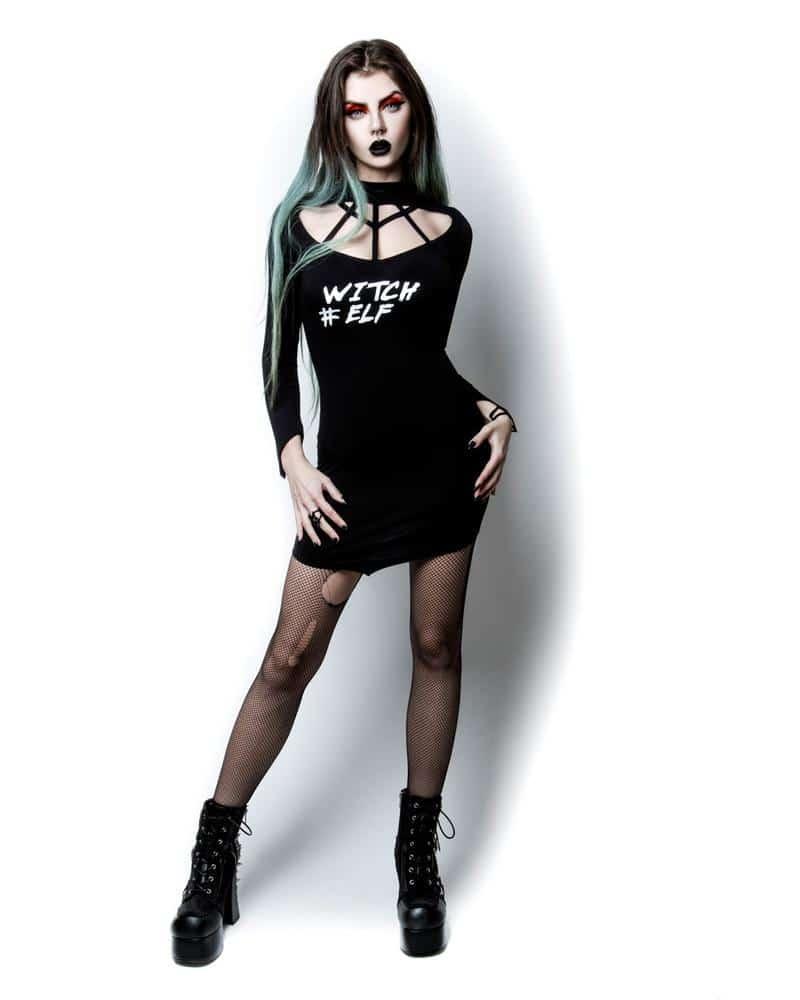 Witch Elf Dress