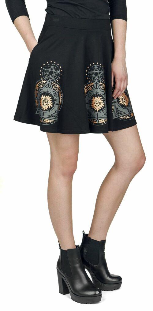 Mandala Short Skirt