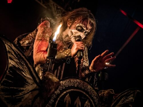 The Contemporary Black Metal Scenic Institutions in Sweden