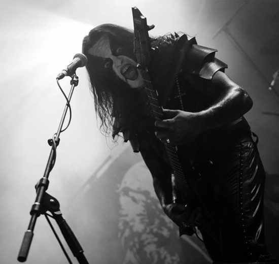 The Perichoresis of Black Metal Music, Art and Philosophy