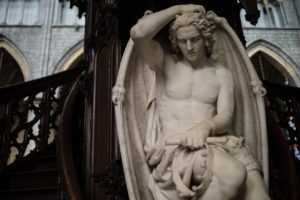 The Rise of Luciferians and the Fall of the Knights Templars