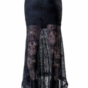 Venus Lace Maxi Skirt