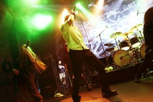 Anti-War Sentiment and Transgression in Death Doom Metal