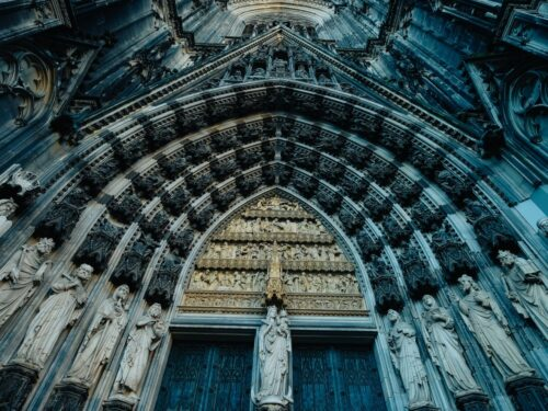 The Beginning of the Gothic Architectural Art in the Twelfth-Century