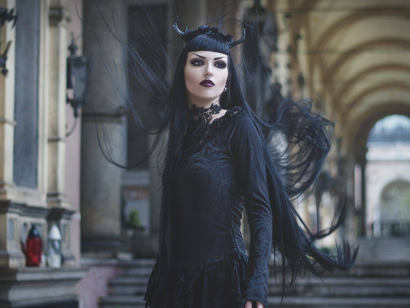 The Origin and Development of the Creative Goth Subculture