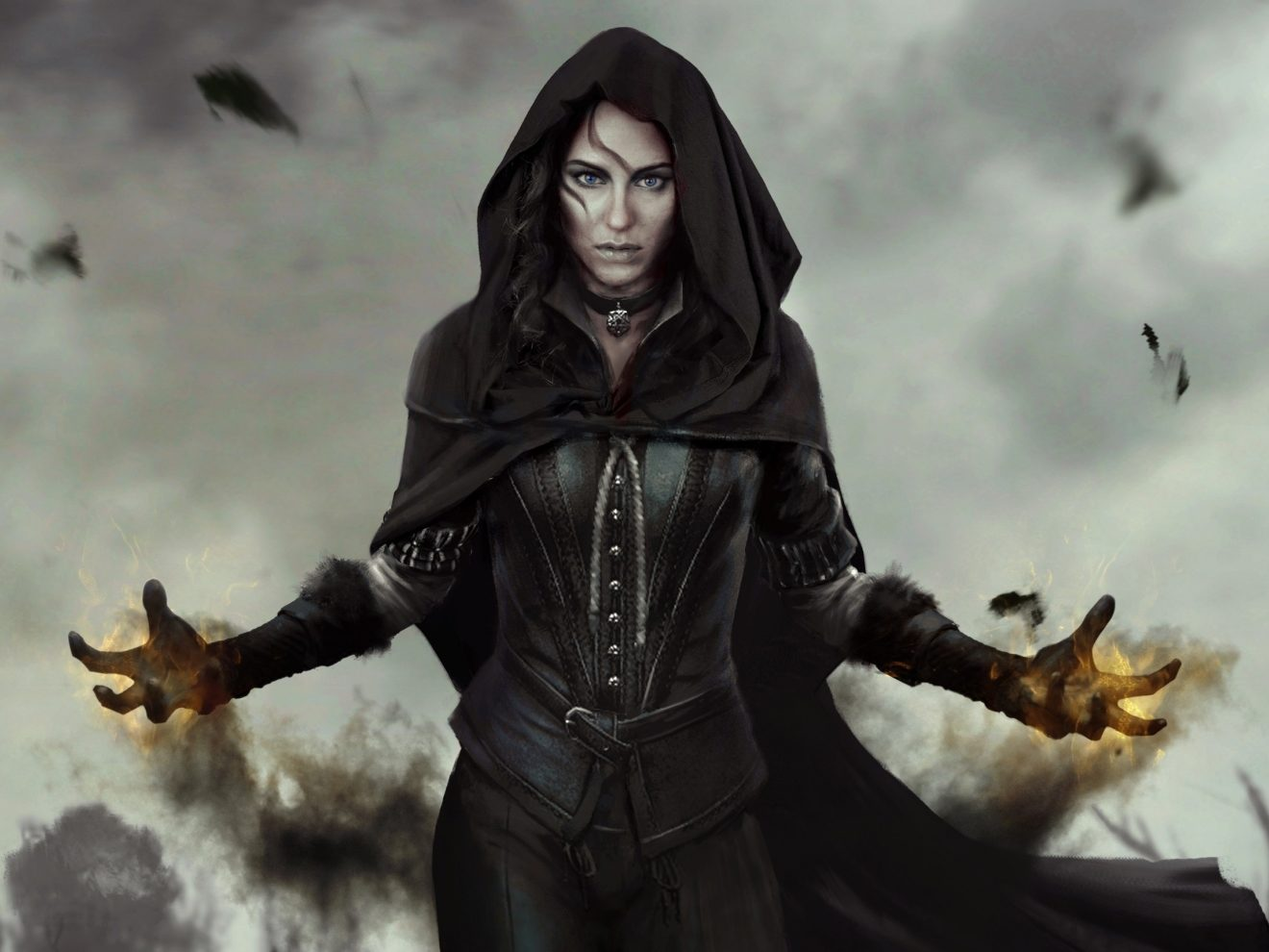 Witches in the Origins of Folklore, Mythology, and Horror
