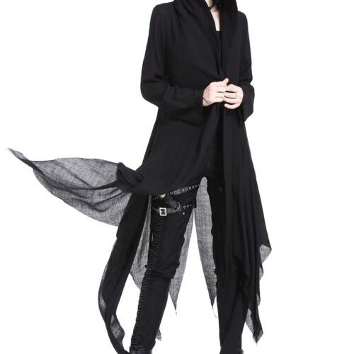 Witchy Ripped Overwear
