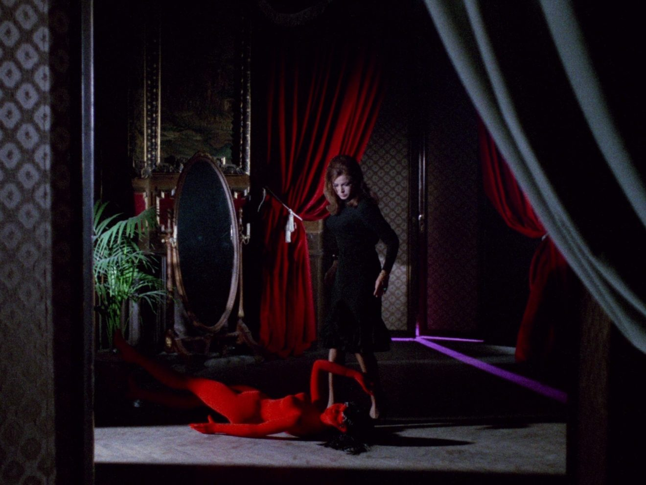 Case Studies in Euro-Horror Cinema: 'Blood and Black Lace'