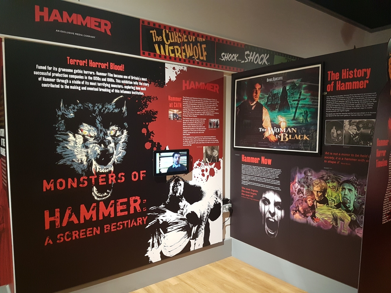Hammer Film Productions and the Quatermass Experiment