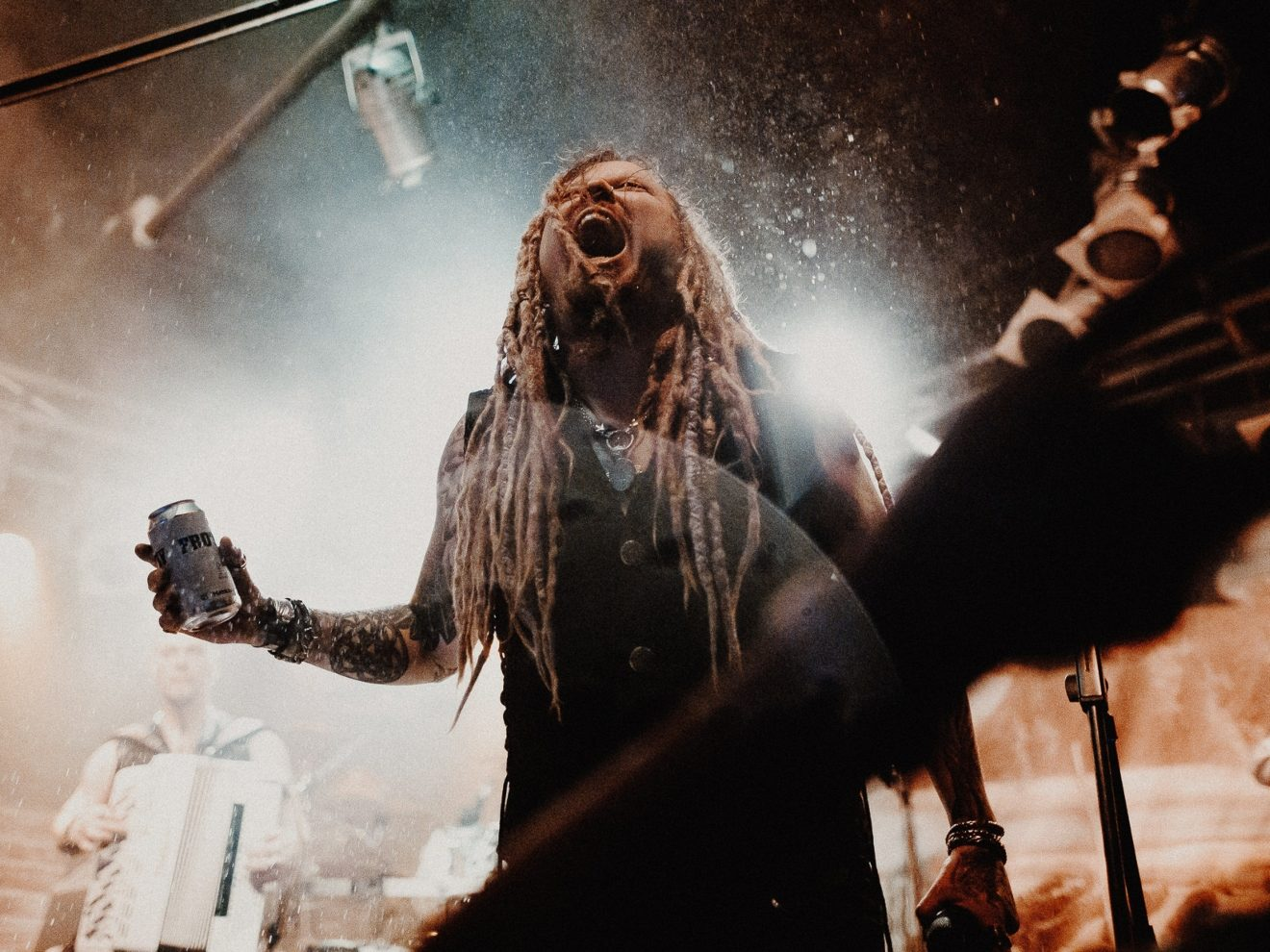 History of Traditional Folk Metal and the Circle of Influence
