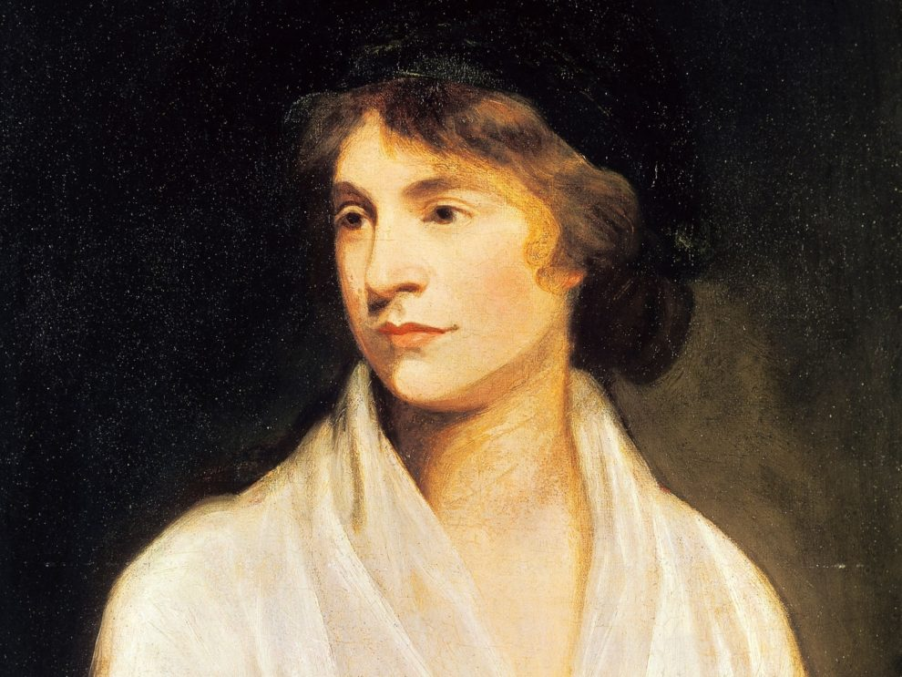 Mary Wollstonecraft Shelley, The Gothic Monster's Mother