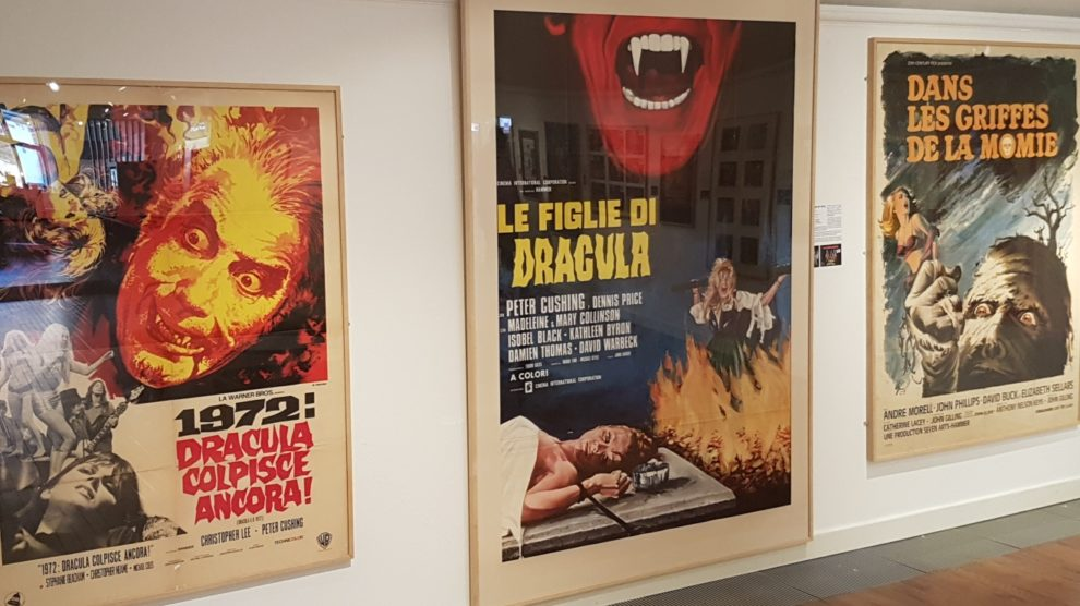 Hammer Film Productions: The Colossus of Sprawling Terror