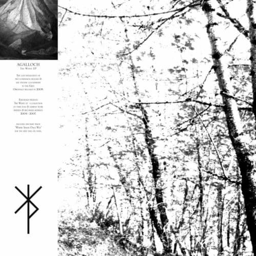 Agalloch - 'The White EP'