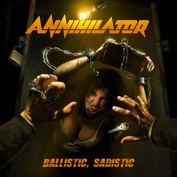 Annihilator - 'Ballistic, Sadistic'