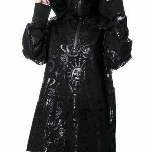 Beyond Black Oversized Hoodie