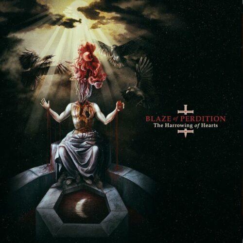 Blaze Of Perdition - 'The Harrowing of Hearts'