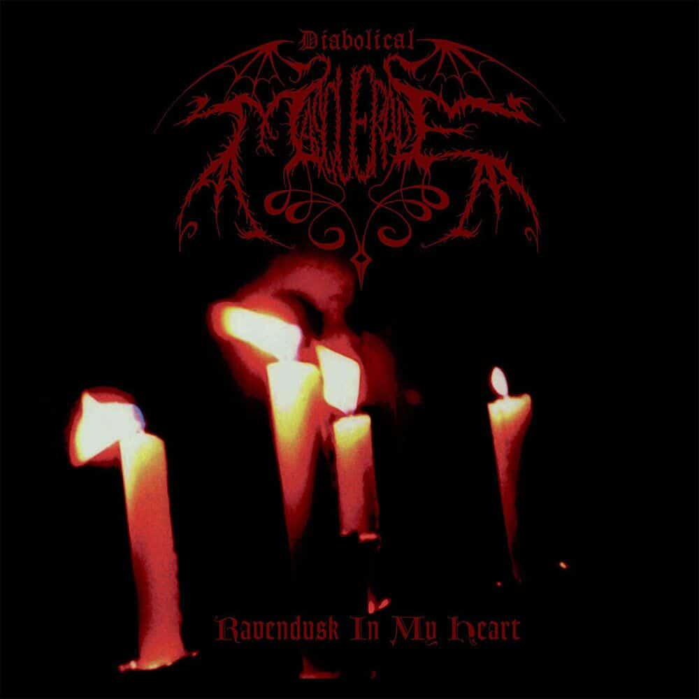 Diabolical Masquerade - 'Ravendusk in My Heart'