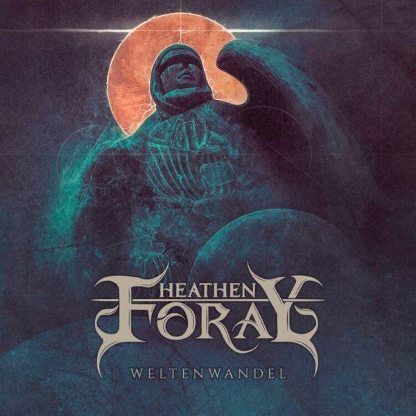Heathen Foray - 'Weltenwandel'