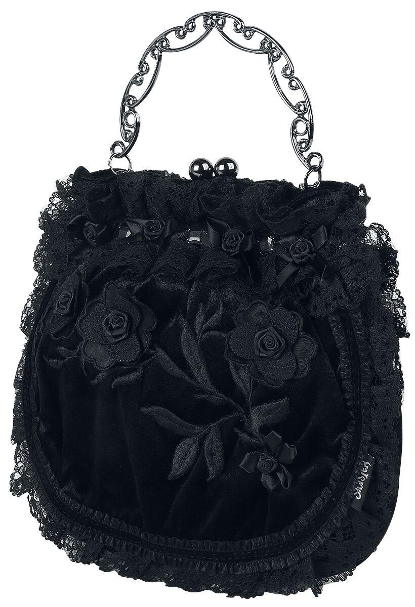 Leaves and Roses Handbag