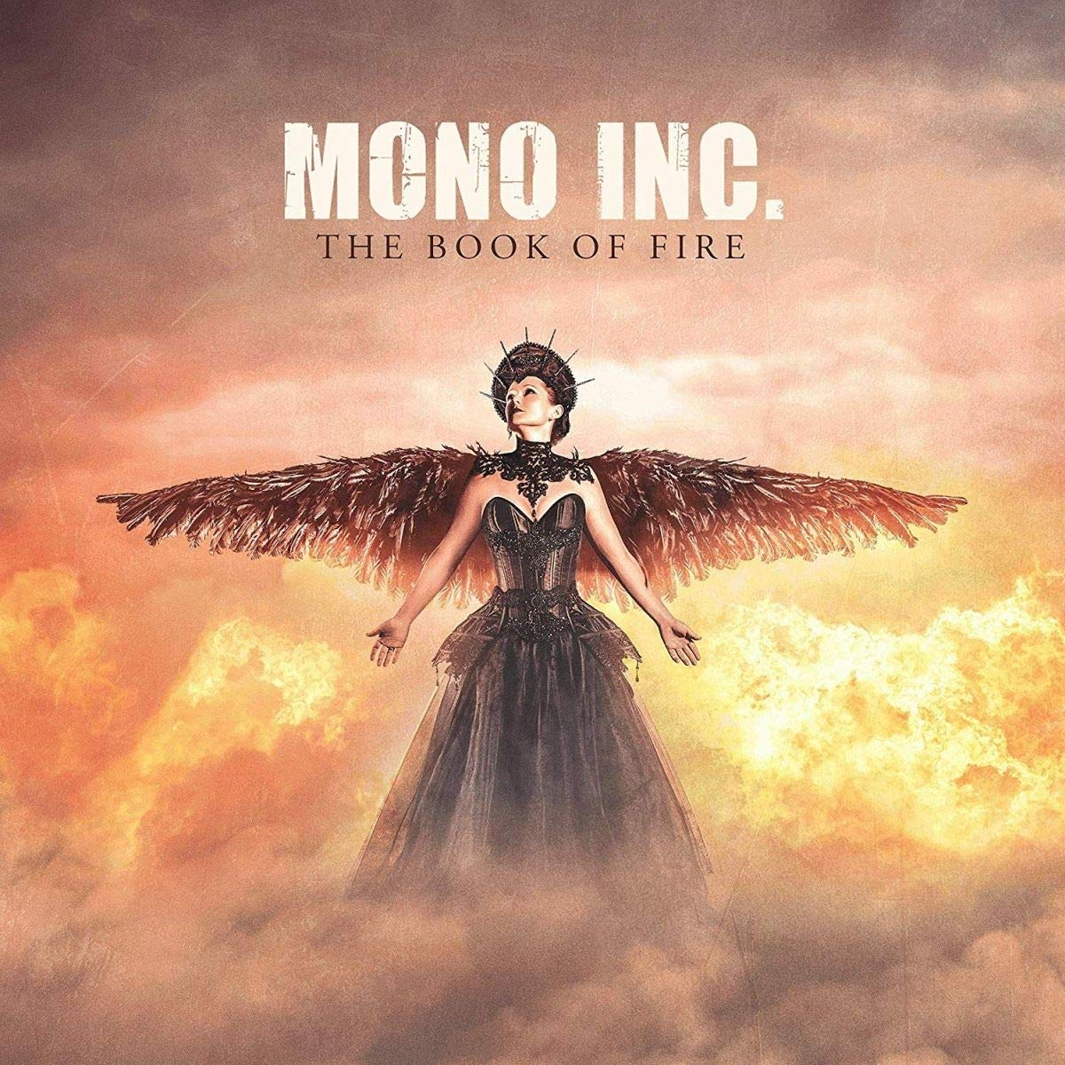 Mono Inc. - 'The Book of Fire'