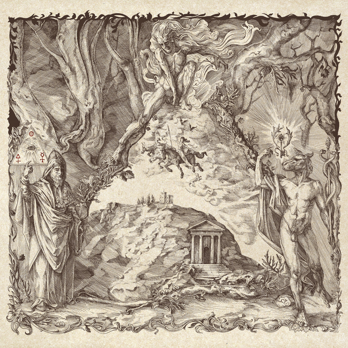 Mosaic - 'Secret Ambrosian Fire'