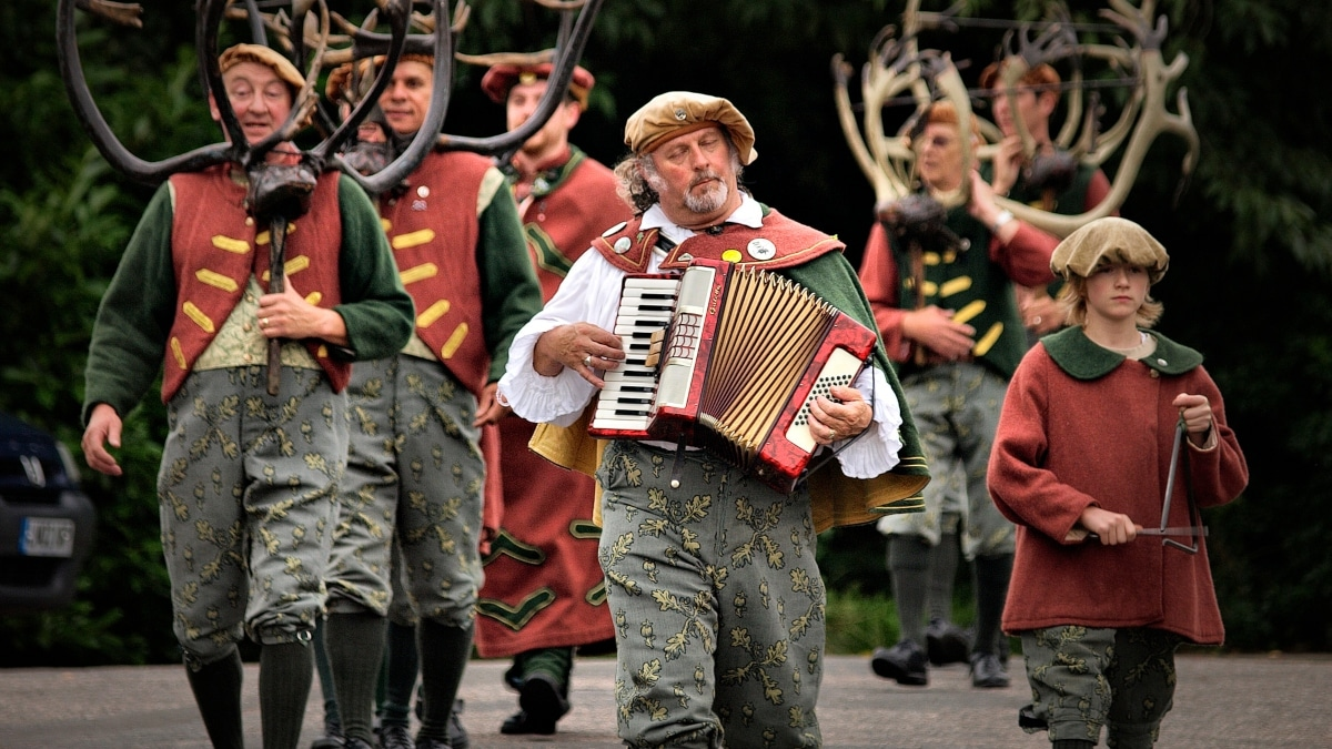 The Music of the Past in Modern Baltic Paganism