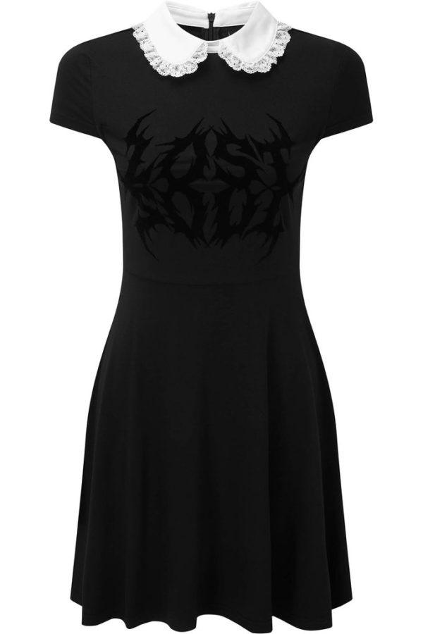 Slaysha Skater Dress