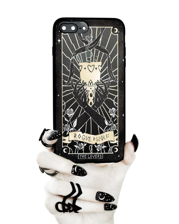 The Lovers Tarot Phone Case