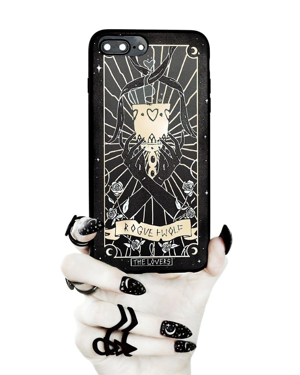 The Lovers Tarot Phone Case