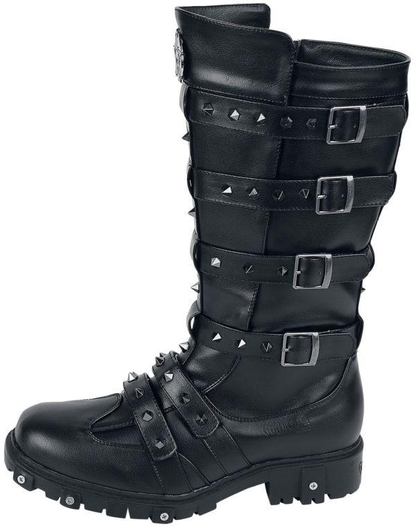 Tiamat Boots