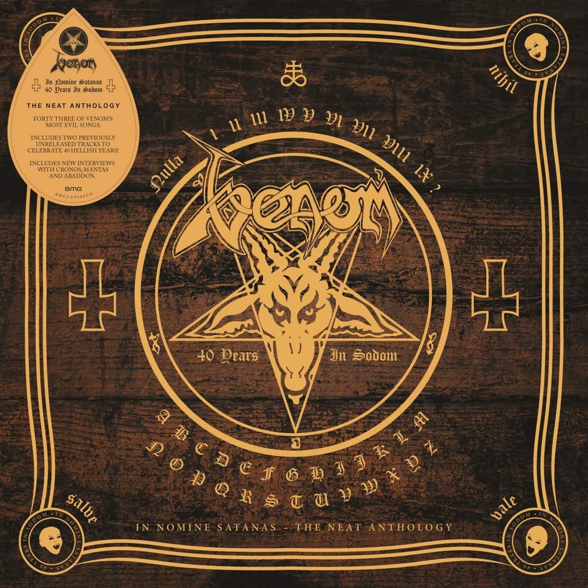 Venom - 'In Nomine Satanas (The Neat Anthology)'