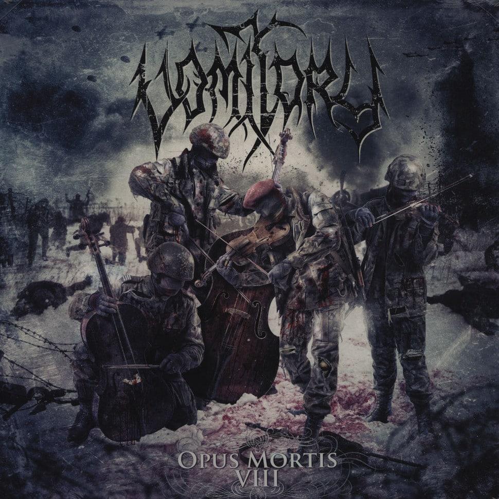Vomitory - 'Opus mortis VIII'