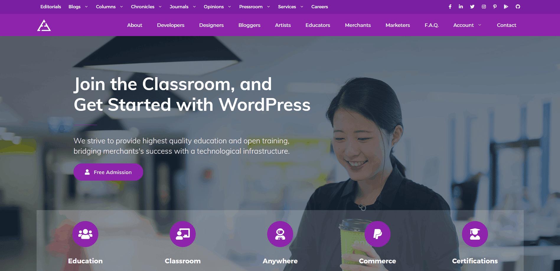 alpha classroom 1
