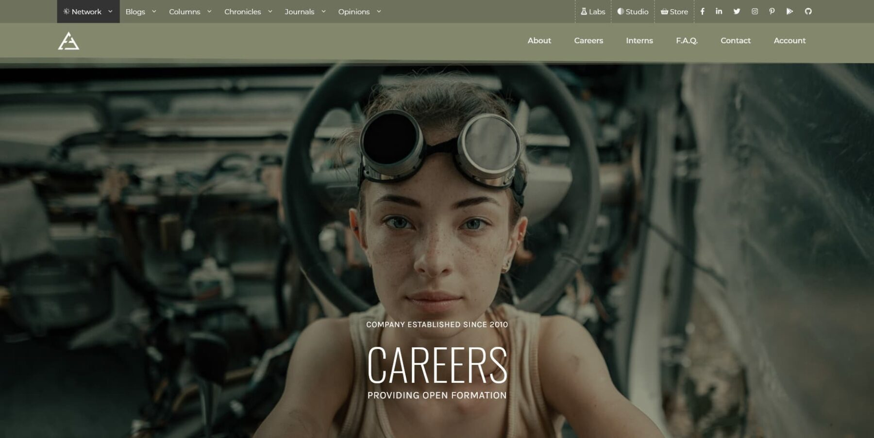 Careers Beta 1