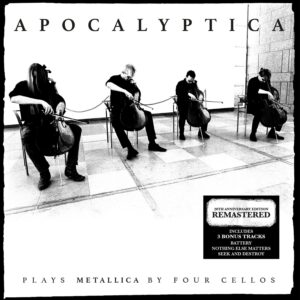 Apocalyptica – 'Plays Metallica By Four Cellos'