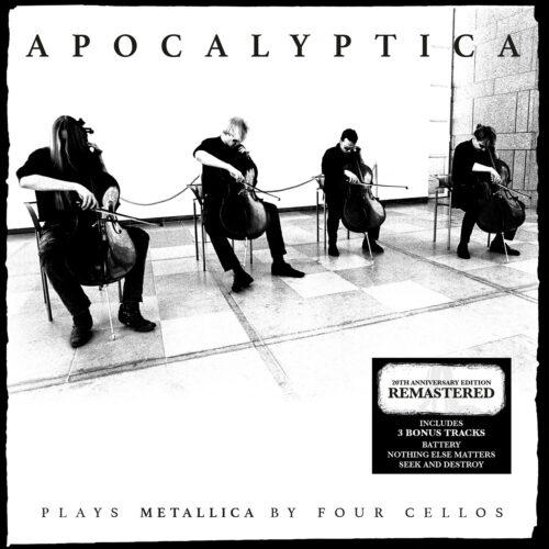 Apocalyptica - 'Plays Metallica by Four Cellos'
